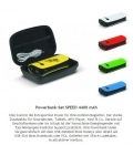 Powerbank-Set SPEED 4400 mAh